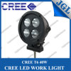 Diodo emissor de luz Work Lights do CREE T6 40W para o Pesado-dever Light 4X4 Light de Jeep Work Light Truck Work Light Work Lamp