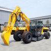 Excavador de la rueda de 15 toneladas para la venta