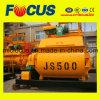 De van certificatie Ce & van ISO Nieuwe Planetarische Concrete Mixer Js500 van de Fabrikant