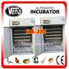 Commercial complètement automatique Industrial Incubator pour 352 Eggs