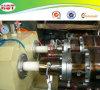 Duplica cabo Línea Plástico / PVC eléctrico de tuberías de línea de montaje / Extrusión