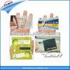 Kundenspezifische Drucken-Firmenzeichen-Qualitäts-transparente Plastik-Belüftung-Mitgliedskarte