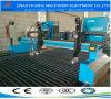 CNC van de brug de Scherpe die Machine van het Plasma, de Snijder van het Plasma in China wordt gemaakt