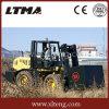 Ltma 15 Tonnen-Dieselgabelstapler-raues Gelände-Gabelstapler