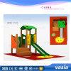 De openlucht Dia Playsets van de Speelplaatsen van de Reeks van het Hout voor Jonge geitjes