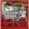 Sistema del andamio del encofrado de la azotea del bloque de cemento Q235