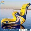 Diapositiva inflable de calidad superior del Totter del agua del PVC para los juegos del agua