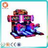 El nuevo simulador de fichas embroma la motocicleta que compite con la máquina de juegos para la venta