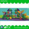 Apparatuur van de Speelplaats van het Vermaak van het Stuk speelgoed van jonge geitjes de Openlucht