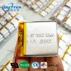 Bateria do Li-Polímero da bateria 3.7V 240mAh de Lipo para brinquedos, ferramentas elétricas, câmera, relógio do telefone