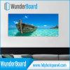 Tirages photos en métal pour le coup de mur de Wunderboard