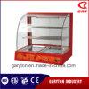 Showcase curvado elétrico comercial do indicador do aquecedor de alimento (GRT-2P) com bandejas