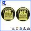 De ronde Zelfklevende Hars van Pu overkoepelde de Sticker van het Etiket (SZXY067)