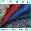 PU recubierto de Oxford FDY 800d tela escocesa Jacquard tejido utilizado para la fabricación de bolsas / Equipaje