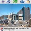 Edifício/construção Prefab modulares da construção de aço com boa decoração