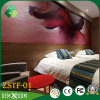Mobília cinzelada confortável de madeira luxuosa do quarto padrão