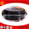 Aplicación de cocina de los utensilios de cocina del crisol del esmalte de los utensilios de la cocina del asador del esmalte