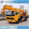 Guindastes hidráulicos do caminhão de China das vendas da promoção
