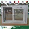 Standard australiani doppio Windows scorrevole lustrato di plastica