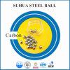 Уточните шарик AISI1010 5.556mm низкоуглеродистый стальной