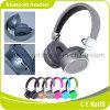 In het groot Draadloze Hoofdtelefoon Bluetooth met Handsfree Microfoon met de Kaart van BR