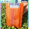 Hsinda Wärmeübertragung-Puder-Beschichtung des Epoxid-Polyester-hölzerne Korn-3D