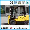 Janpanese leistungsfähiger Motor-Mini1.5 Tonnen-Schaft-Diesel-Gabelstapler