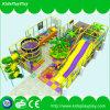 Do parque plástico do entretenimento do GS do Ce campo de jogos interno da casa em a árvore do campo de jogos