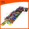 Спортивная площадка цветастой игрушки малышей парка атракционов коммерчески крытая