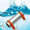 2GB/4GB/8GB 4色は3.5mmのイヤホーンの港を持つ水泳FM MP3プレーヤーを防水する