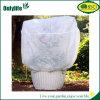 La couverture non-tissée de fleur de fibre de polypropylène d'Onlylife protectrice chauffent la couverture