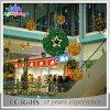 Weihnachtsmotiv-Kugel-Lichter der Feiertags-Dekoration-Fabrik-LED 3D