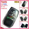 Chave remota de Toyota Fsk 433MHz com 8A a microplaqueta 61A965-0182