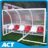 広州の移動可能なSportsダグOuts/Team Shelter Bench Factory