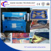 Una plastica delle quattro colonne/gomma/tagliatrice idrauliche automatiche della gomma piuma
