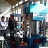 Tuile en caoutchouc de qualité approuvée de la CE faisant la machine Xlb-350X350