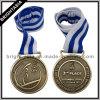 Medaille de van uitstekende kwaliteit van het Sleutelkoord in de Kleur van het Brons (byh-10625)