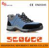 De chemische Bestand Schoenen van de Veiligheid van Dames met Hoge Hiel RS306