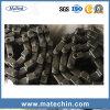 顧客の高精度の熱い合金の鍛造材のコンベヤーのスクレーパーの鎖