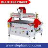 Blauwe Olifant 1212 CNC de Houten Scherpe Snijdende Machine van de Router voor Aluminium voor Verkoop 1200X1200mm Werkende Lijst