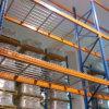 Galvanized/Powder Coating Warehouse Steel Wire Mesh Decking