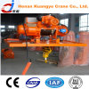HYJIのタイプ冶金の電気ワイヤーロープ起重機