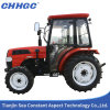 Pilothouse Hh404c를 가진 경제 Four Wheels Tractor
