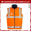 Veste fluorescente da segurança do Workwear do Vis da alta qualidade por atacado olá! (ELTHVVI-7)