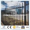 Hermoso diseño de hierro forjado piquete cercado / valla de hierro forjado