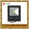 30W LED 에너지 절약 투광 조명등 옥외 점화 빛 세륨