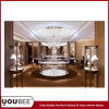 Luxury Jewellery 상점 Interior Decoration를 위한 중대한 Dislay Showcases