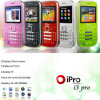 I3 Ipro 2.0  QCIF TV Mobiele Qwerty