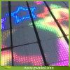 Luzes Interativas de Venda Quentes da Telha do Diodo Emissor de Luz Dance Floor do Vidro Tempered