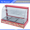 Food en verre Display pour Food Warmer